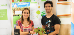 """""""Sexy plants"""" among 3 of the most disruptive cleantech ideas to come out of Spain this year"""