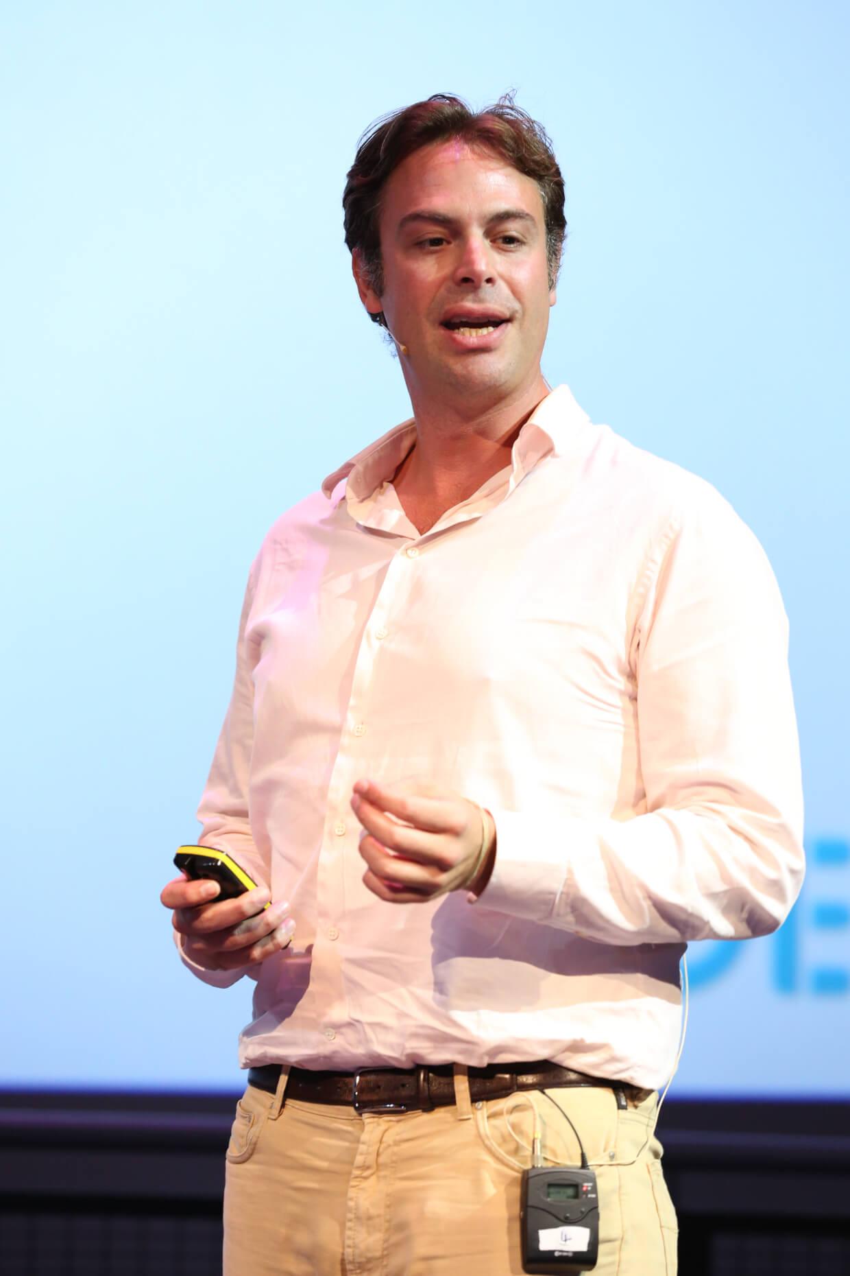 Alexei Levene, CEO, Desolenator