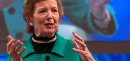 "Climate change: Mary Robinson calls for more global collaboration, ""and not only between countries"""