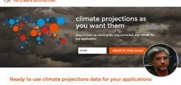 The climate data factory