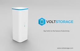 vVoltStorage Battery System