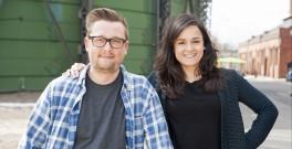 Angela Gonzalez Pedrero & Patrick Kolb