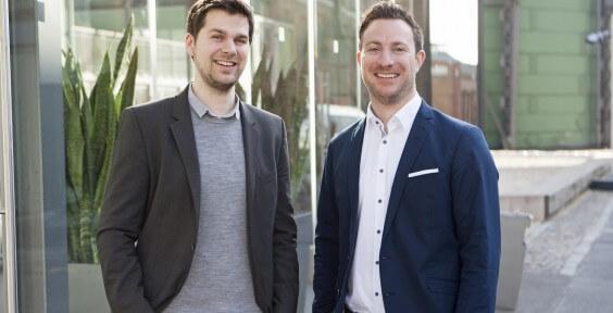 ecoligo founders: Markus Schwaninger and Martin Baart