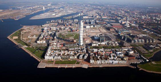 Malm first swedish city to join climate kic climate kic for X change malmo mobilia