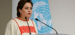Climate-KIC welcomes Patricia Espinosa as next UNFCCC executive
