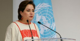 Patricia Espinosa Cantellano is set to lead the United Nations Framework Convention on Climate Change (UNFCCC), succeeding Christiana Figueres