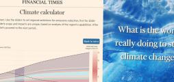 Climate-KIC partnership wins data visualisation category at this year's Royal Statistical Society awards