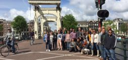 Students embark on Climate-KIC's PhD summer school in Amsterdam