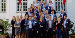 nordic partner day group photo