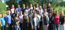 PhD Summer School Group Photo