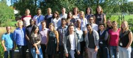 PhD Summer School Group Photo