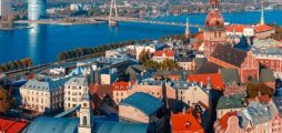 Riga's Climathon: Floods in the city