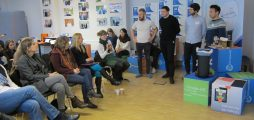 Berlin Climathon: waste reduction and sustainable mobility