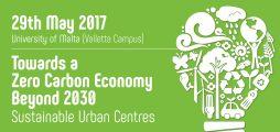 Towards a Zero Carbon Economy Beyond 2030. Sustainable Urban Centres