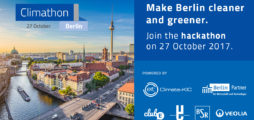 Register now for Climathon in Germany: The Global Climate Action Hackathon