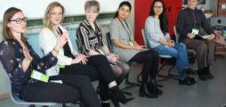 Women entrepreneurs talk climate business in Bonn