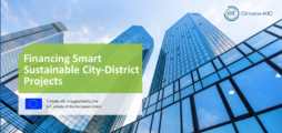 Financing Smart Sustainable City District Projects