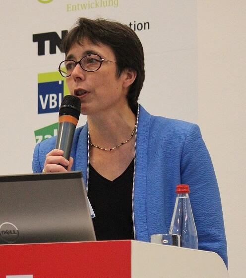 Véronique Pappe, Co-Directrice Construction21.eu