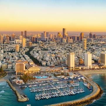 Tel Aviv square