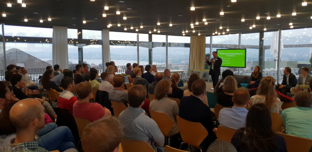 2nd Entrepreneurship Night Climate-KIC (Bild 1)