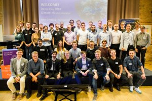 Demo Day: Gruppenfoto
