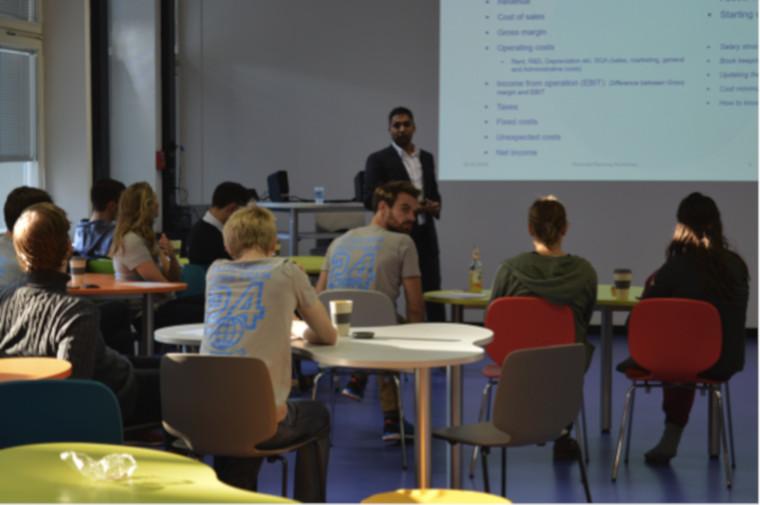 Climathon Graz 2018: Workshop für die TeilnehmerInnen