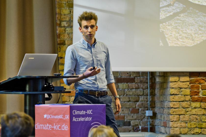 refurbed-Gründer Kilian Kaminski